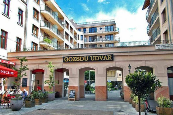 One Bedroom Flat for Sale in Gozsdu udvar