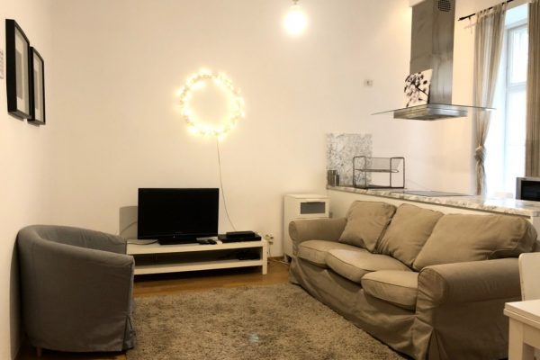 Renovated Two Bedroom Flat for Sale Oktogon tér